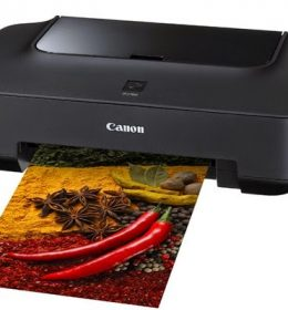 Cara Reset Printer Canon Pixma IP2770