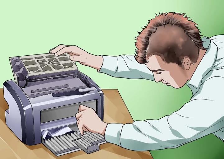 Masalah Yang Biasa Terjadi Pada Printer