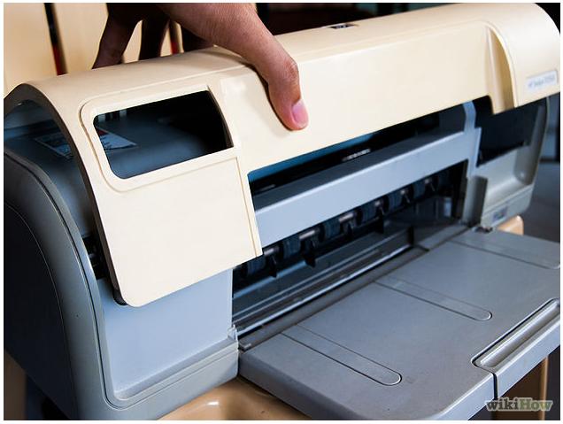 Cara Membuka Casing Printer