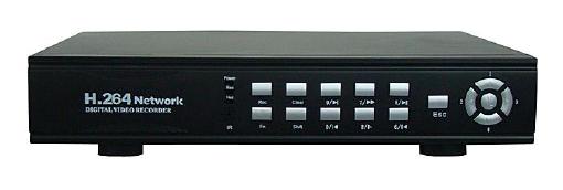 DVR pada CCTV