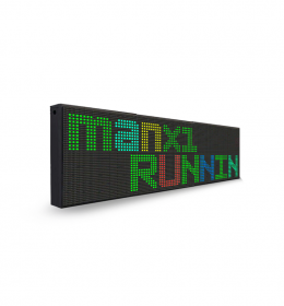 jual led running text murah di solo
