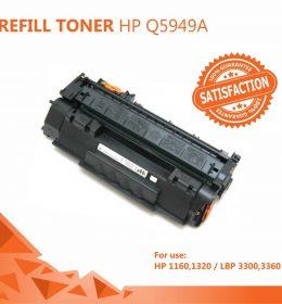 Refill Toner HP 49A Q5949A
