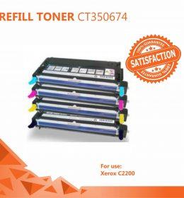 Refill Toner Fuji Xerox C2200