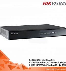 Beli CCTV Murah Solo - DVR HIKVISION DS-7208