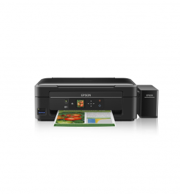 printer epson l455 multifungsi murah