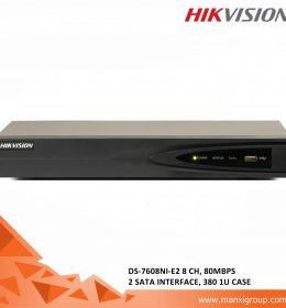 NVR HIKVISION DS-7608NI-E2