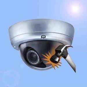 Toko CCTV Termurah Di Solo - Arti Vandalproof Pada CCTV