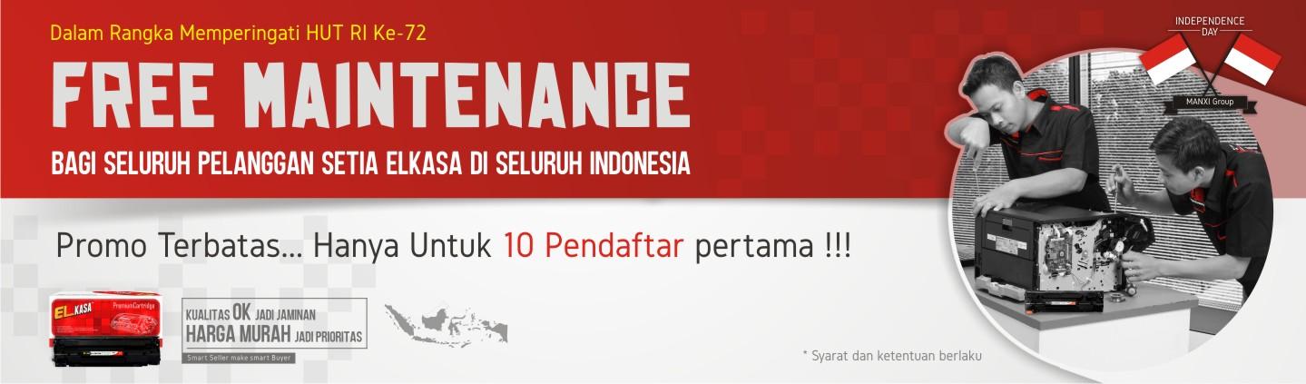 Promo Kemerdekaan Indonesia
