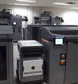 printer 3d multi jet fusion