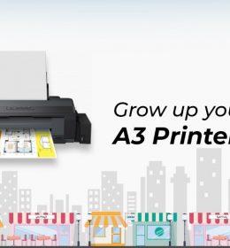 Toko Printer A3 termurah di Solo