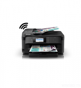 jual printer a3 epson wf7711 original
