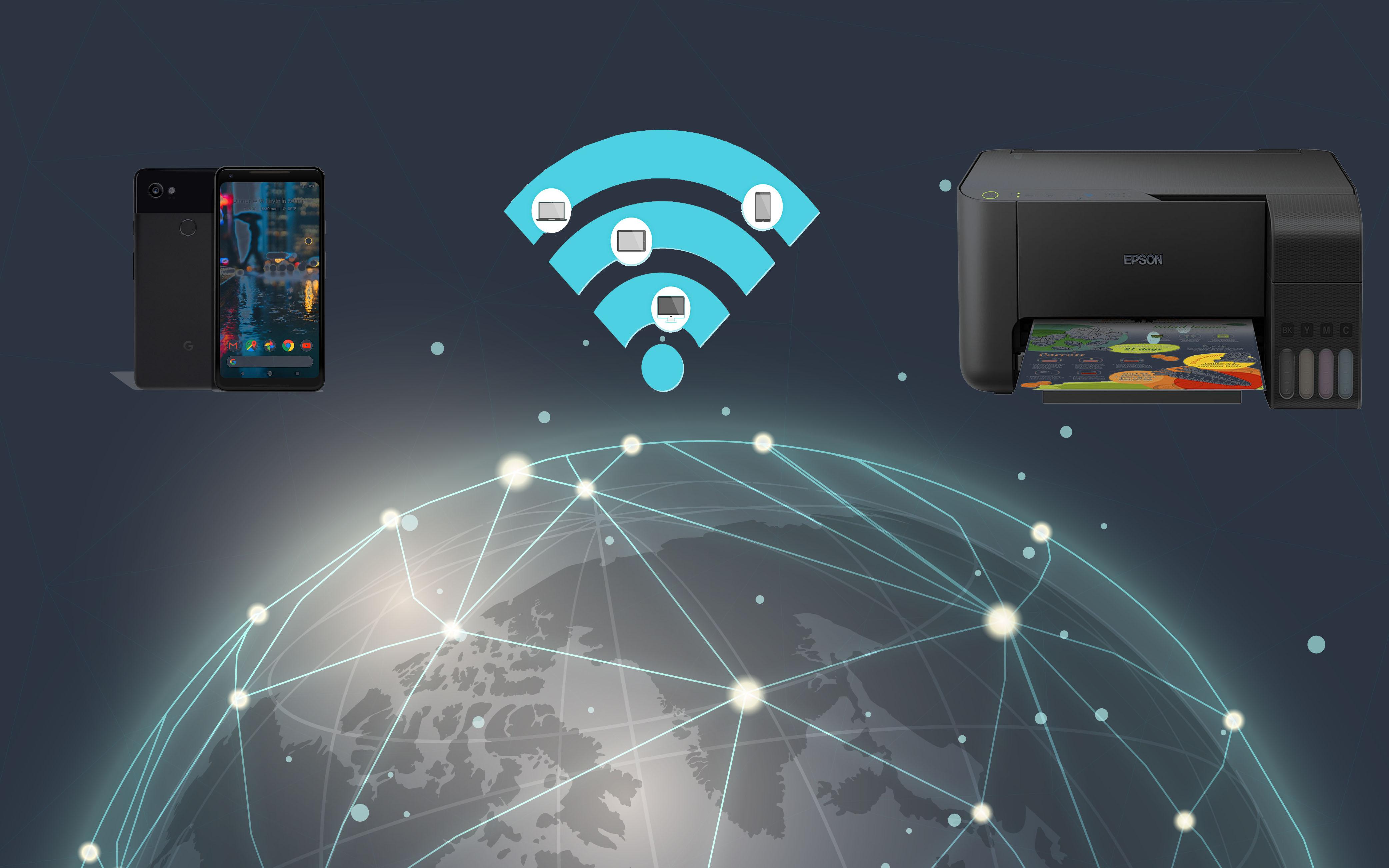 Cara Setting WiFi Printer Epson L3150 | Manxigroup com