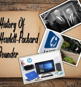 Sejarah Hewlett-Packard (HP)