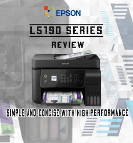 Review Printer Epson L5190
