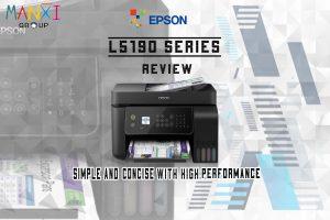 Review Printer Epson L5190