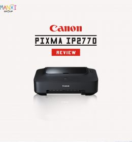 Review Printer Canon IP2770