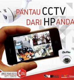 Toko CCTV Solo - Paket CCTV Di Solo