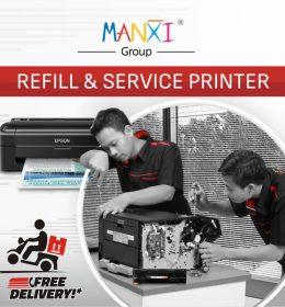 Service Printer Di Solo Terpercaya dan Bergaransi