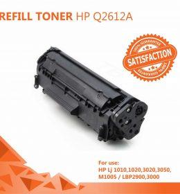 Refill Toner HP 12A Murah Di Solo