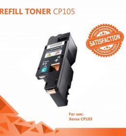 Refill Toner Fuji Xerox CP105