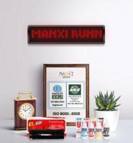 Manxigroup ISO 9001:2015