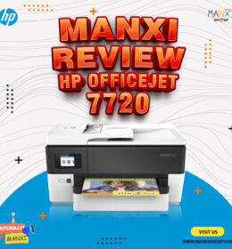 Review HP Officejet 7740